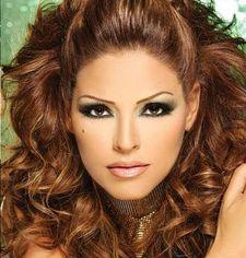 Модный макияж весна лето 2012 цвет и